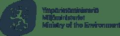 ympäristöministeriö logo